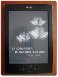 La scomparsa di Massimiliano Arlt ebook edizione Kindle