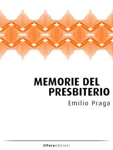 Copertina ebook Memorie del Presbiterio