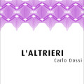 ebook Carlo Dossi - Altrieri 600x800